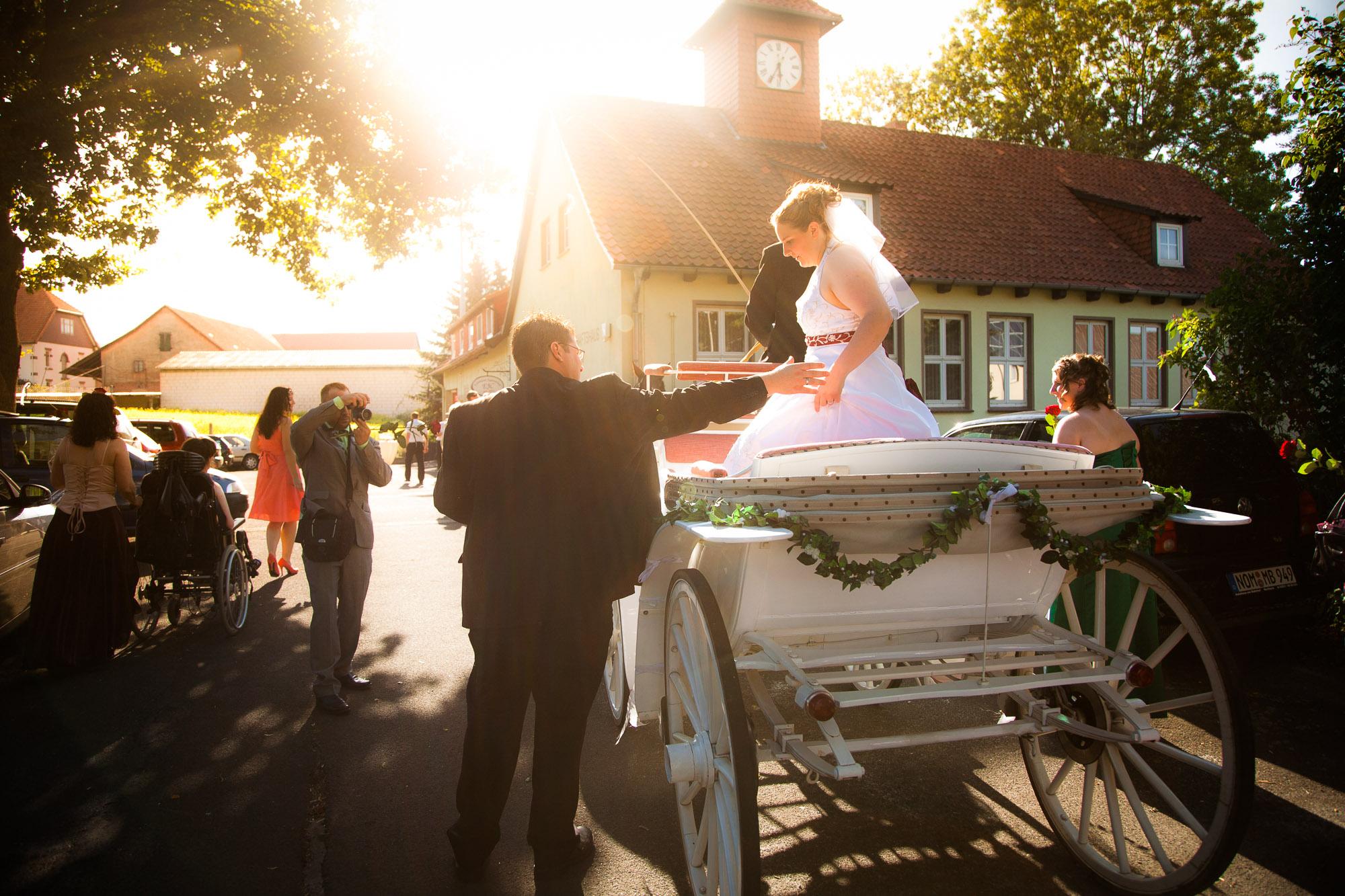 Hochzeit Vanessa & Christopher
